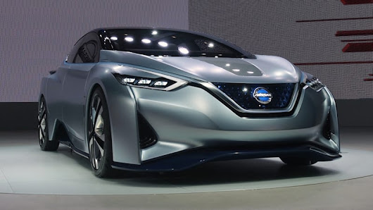 Nissan will introduce range extender in new compact EV soon - Autoblog