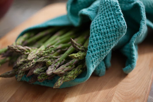 Delight in Spring: Roasted Asparagus |