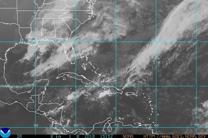 Hurricane Tracking IR