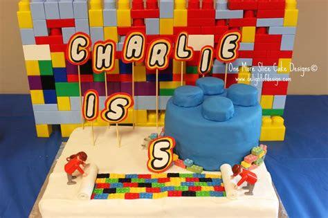 birthday ideas   year  boys  making  lego