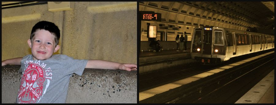 """ben and """"his"""" metro"""