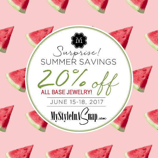SURPRISE SUMMER SALE Magnolia and Vine
