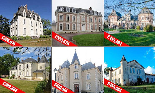 How much would it cost you to Escape to the Chateau?