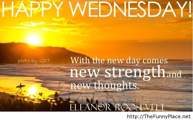 Happy Wednesday Quotes Thefunnyplace