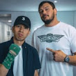 #LifeAtComplex: MMA Fighter Matt Mitrione Pulls Up With Wingstop for the Whole Office