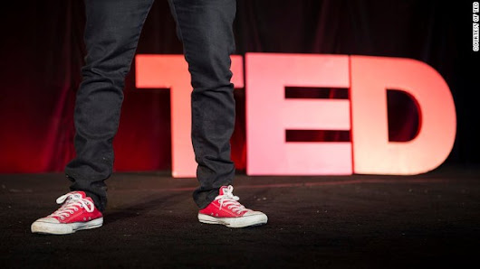From 3D-printed airplanes to robot explorers: Nine TED talks on the future of tomorrow