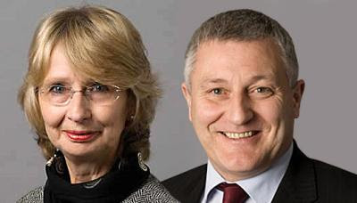 Jean Urquhart and John Finnie have left the SNP over its Nato policy change