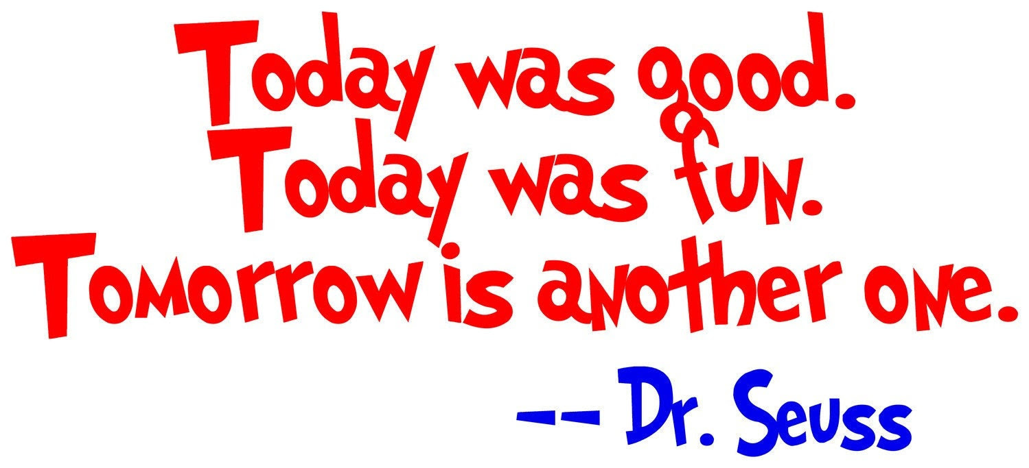 Great Quotes By Dr Seuss. QuotesGram