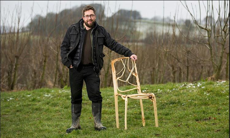 Gavin Munro muebles plantas 12
