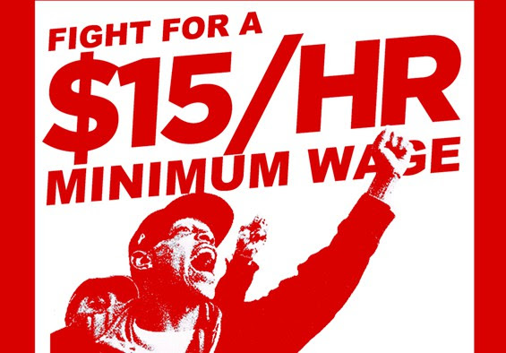 Image result for $15 Minimum Wage Meet Your Replacement