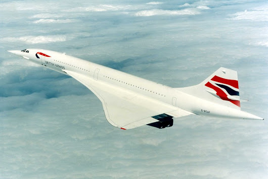 December 11, 1967: The Concorde Supersonic Airliner