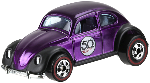 Hot Wheels celebrates 50th Anniversary with limited edition toy cars