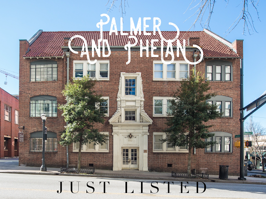 JUST LISTED in Midtown – 93 Peachtree Pl NE #5 – Palmer and Phelan