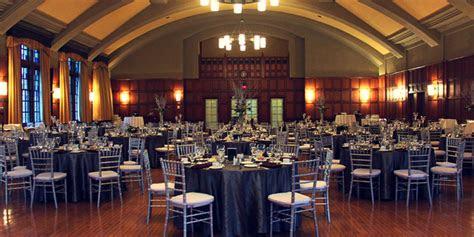 michigan league university  michigan weddings
