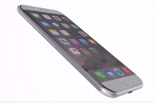 Already bored with the iPhone 6s? Then check out this beautiful iPhone 7 concept video