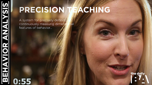 Precision Teaching in One Minute w/ Amy Evans (BACB, BCBA, RBT)