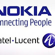 Nokia, Alcatel-Lucent post strong results as merger approaches