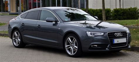 Audi A5 Sportback 2.0 TDI technical details, history, photos on Better Parts LTD