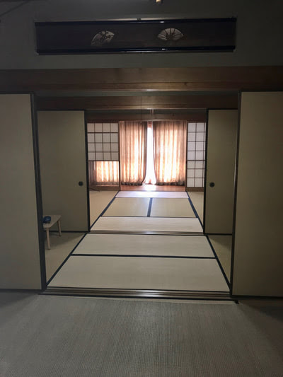 OUR FIRST HOUSE IN JAPAN
