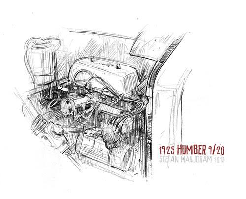 Humber 9/20 by Stefan Marjoram