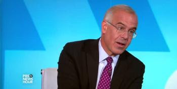 David Brooks Blames Al Gore For GOP Climate Change              Denial