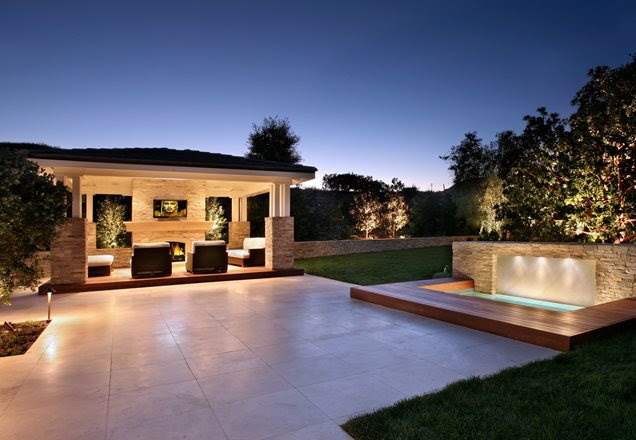 Backyard Landscaping - Newport Beach, CA - Photo Gallery ...