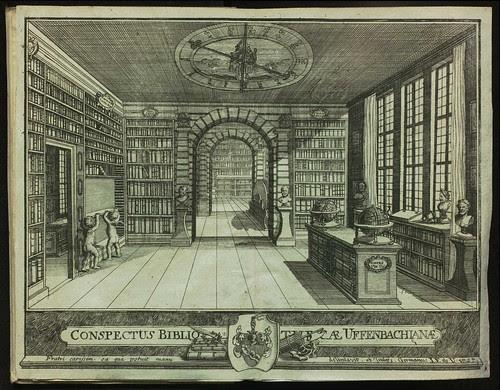 Bibliotheca Uffenbachiana Universalis, 1729  (Halle)
