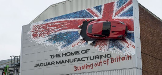 Jaguar XE Forums - Jaguar XE production moves to Castle Bromwich