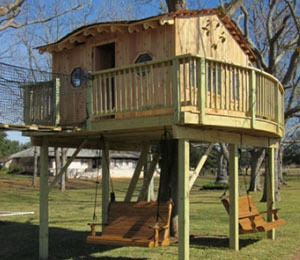 Tree Houses - Layout and Design | Planning for Tree House ...