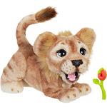 Hasbro - Disney The Lion King Mighty Roar Simba Interactive Plush Toy