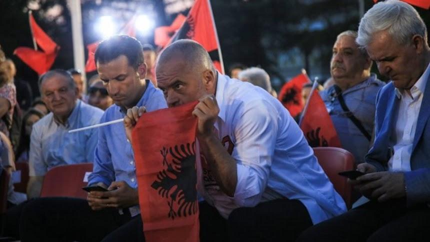 Image result for Ο αλβανικός εθνικισμός