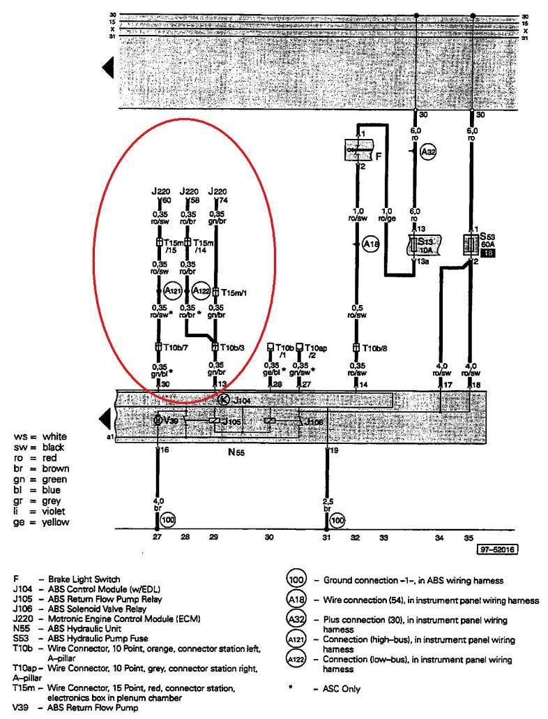 2014 Audi A6 Wiring Diagram