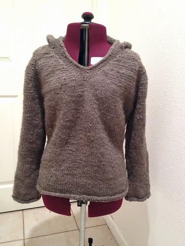 Gretta's Sweater 3