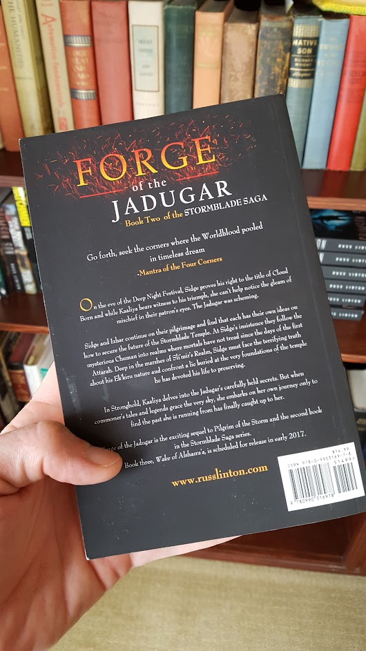 Forge of the Jadugar Paperback Now Available!