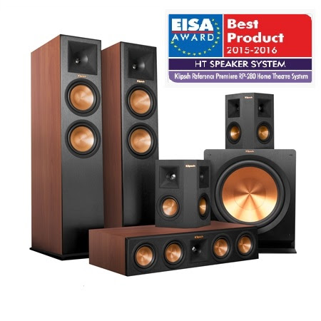 Klipsch RP-280 Home Theater System