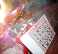 Burlesque Bingo: I WON