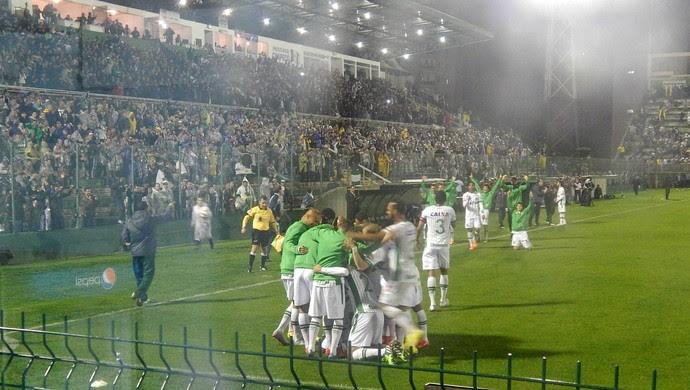 Chapecoense X Grêmio (Foto: Laion Espíndula)