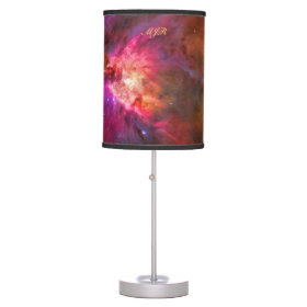 Monogram Orion Nebula and Trapezium Stars Table Lamps