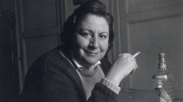 Gloria Fuertes.  EFE