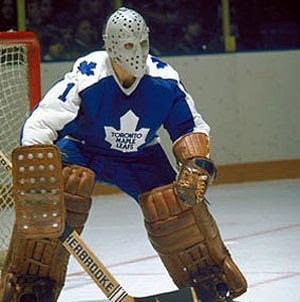 Plante Maple Leafs