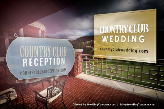 Country Club Wedding | Country Club Reception - Wedding Compass