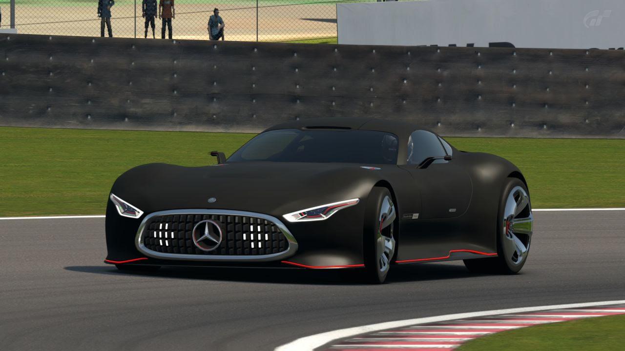 Mercedes-Benz AMG Vision Gran Turismo | Gran Turismo 6 ...