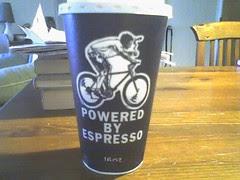 powered by espresso