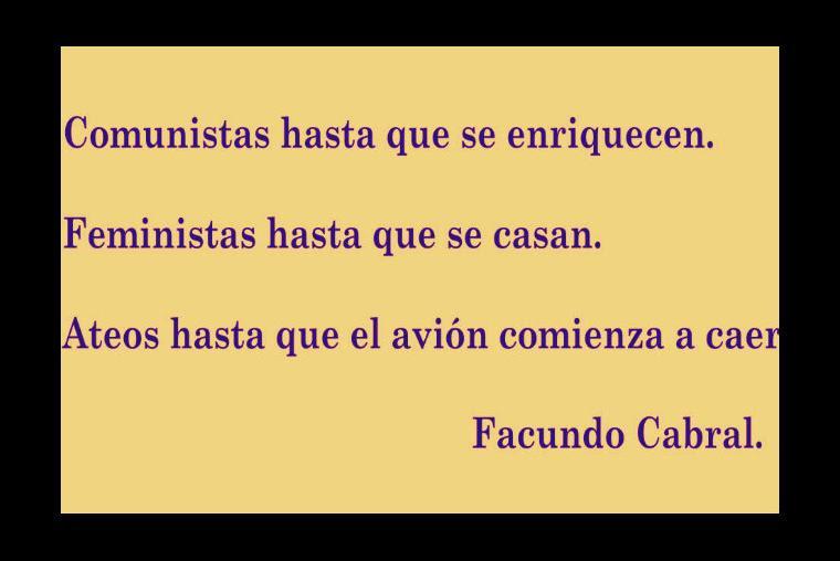 Facundo Cabral El Hombre De Letras Musica Y Politica En Mas De 10