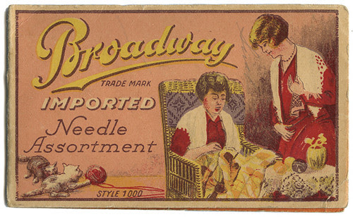 Broadway needles_tatteredandlost