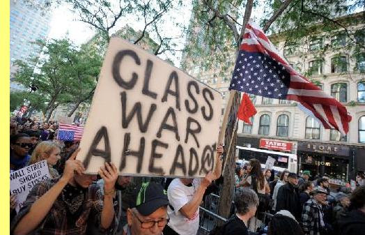 Cena o Occupy Wall Street.