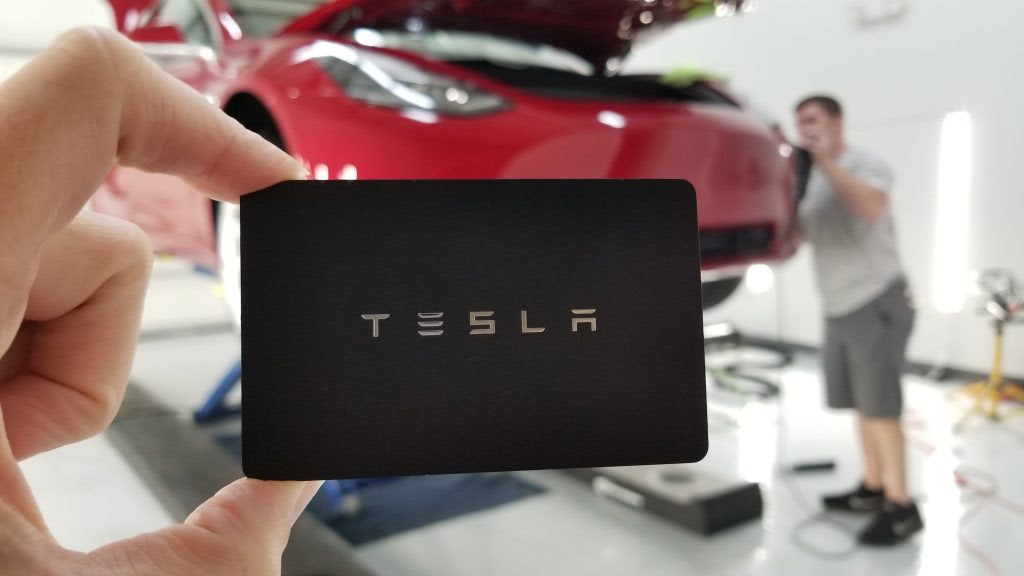 Tesla Model 3 - Full Car Wrap + CQFR - Kelley's Detail Studio