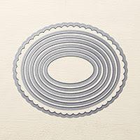 Ovals Collection Framelits Die