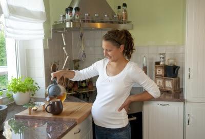 Alguns chás podem ser consumidos durante a gestação