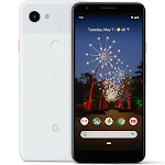 Pixel 3a XL - Clearly White